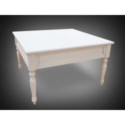 Tavolino da salotto quadrato
